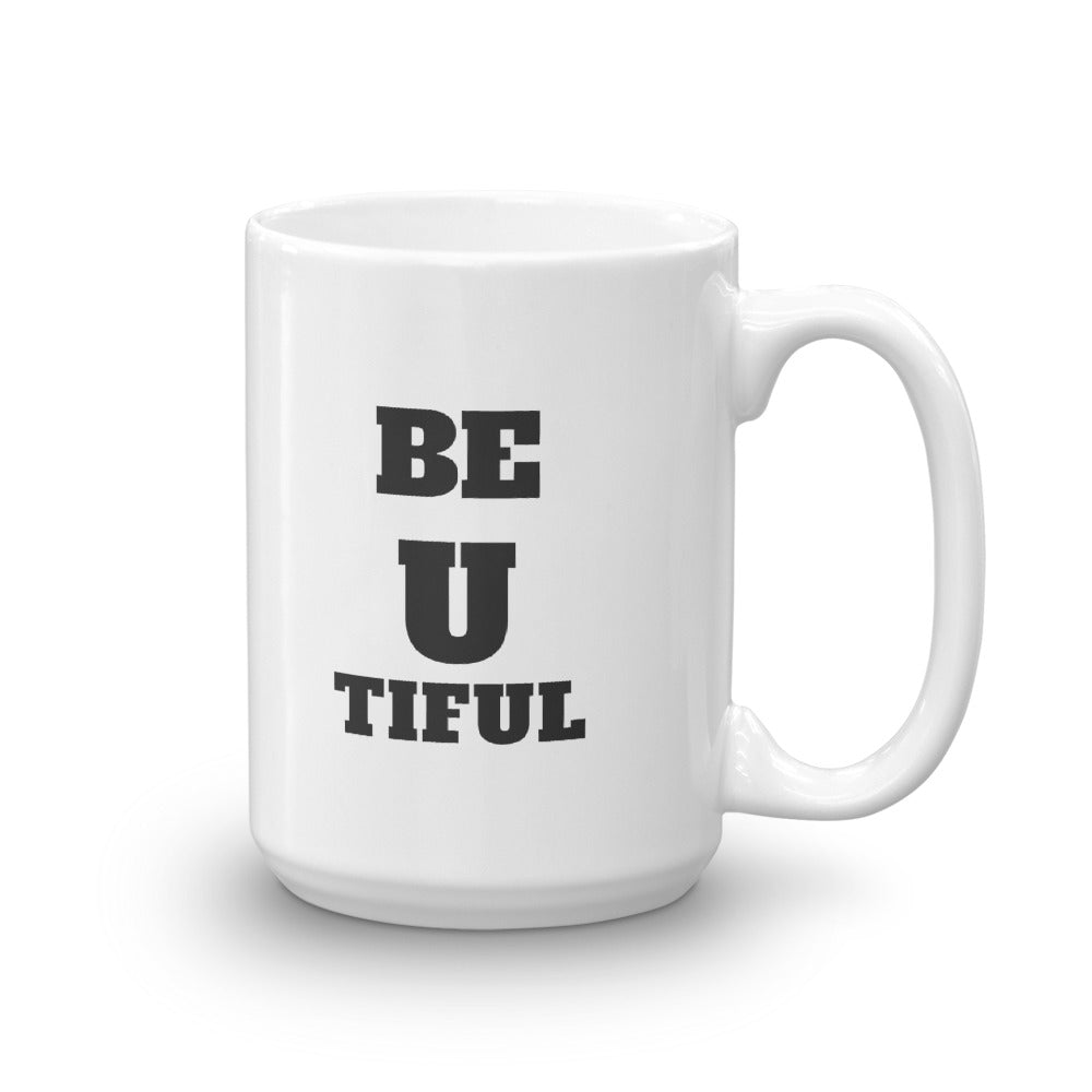Be U Tiful Mug