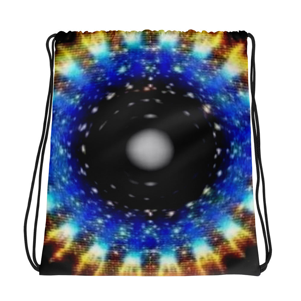 Starburst Drawstring bag