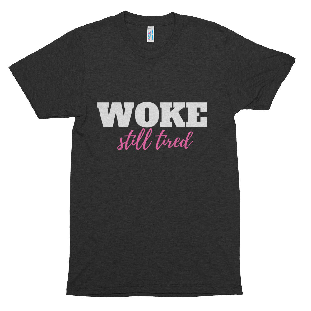 Woke Short sleeve soft t-shirt