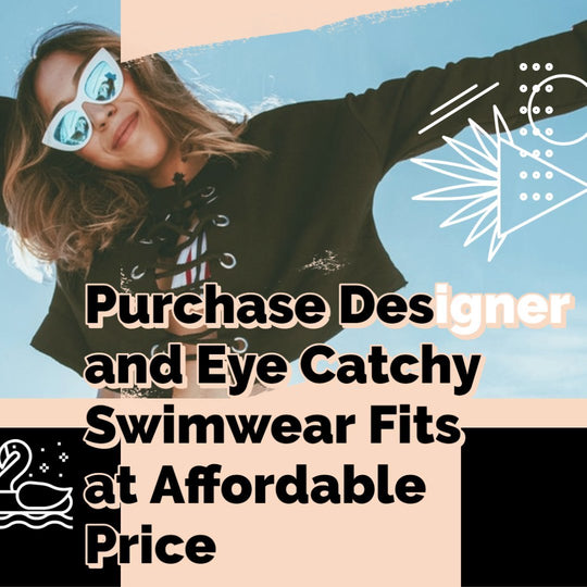 Purchase Designer and Eye Catchy Swimwear Fits at Affordable Price | Popstry