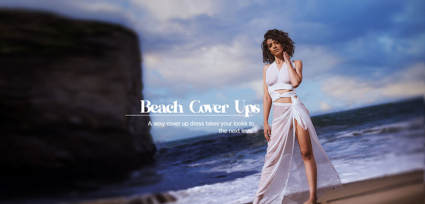 Buy Beach Cover Ups For Women In USA | Popstry
