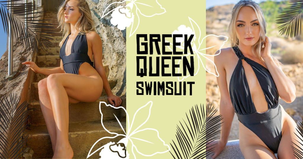 Greek Queen Swimsuit