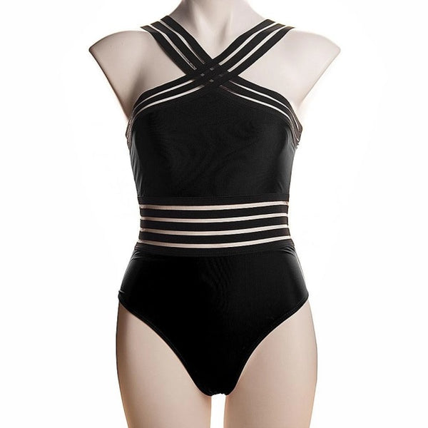Now Or Never One Piece Swimsuit
