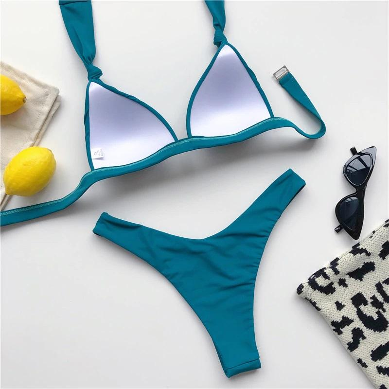 Good Summer Vibes Bikini Set - Popstry