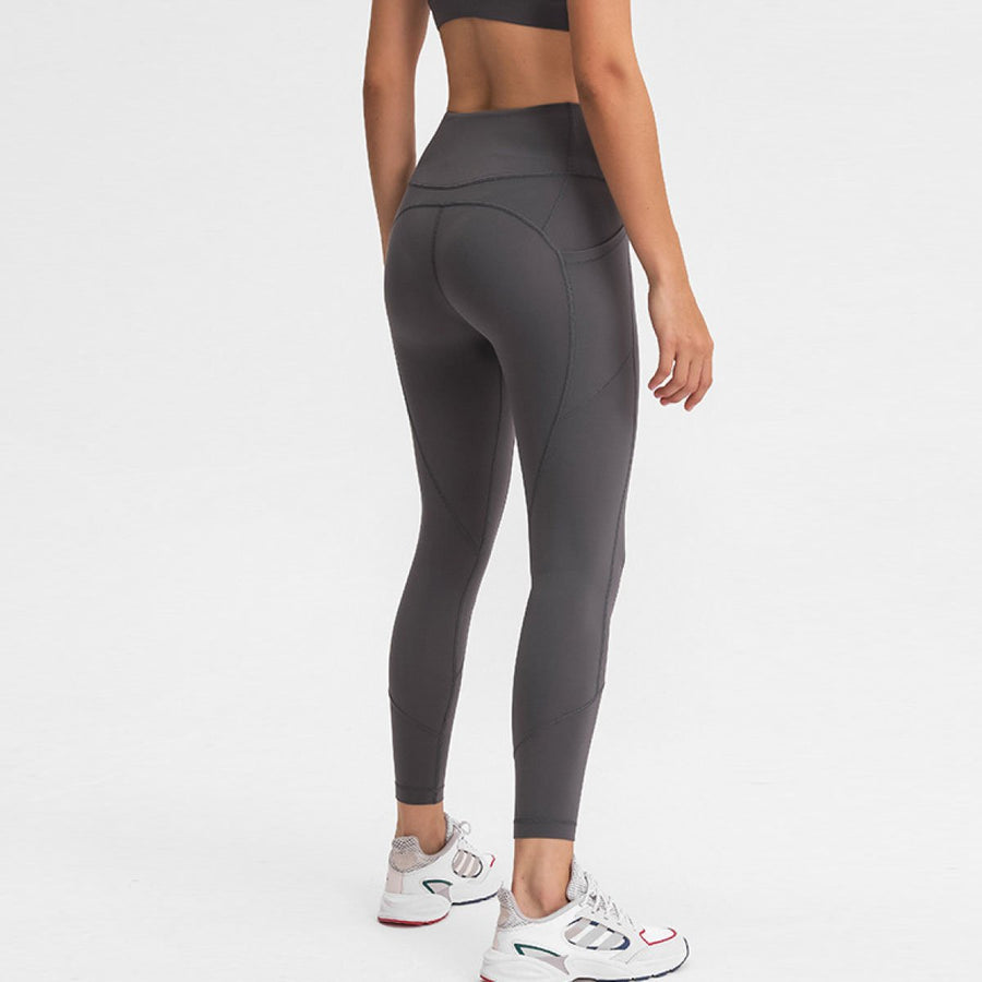 Hip Pocket Active Leggings - Popstry