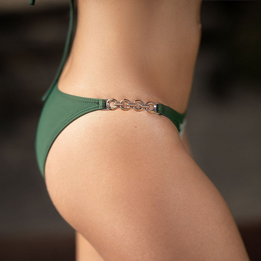 Jeweled Triangle Bikini - Popstry