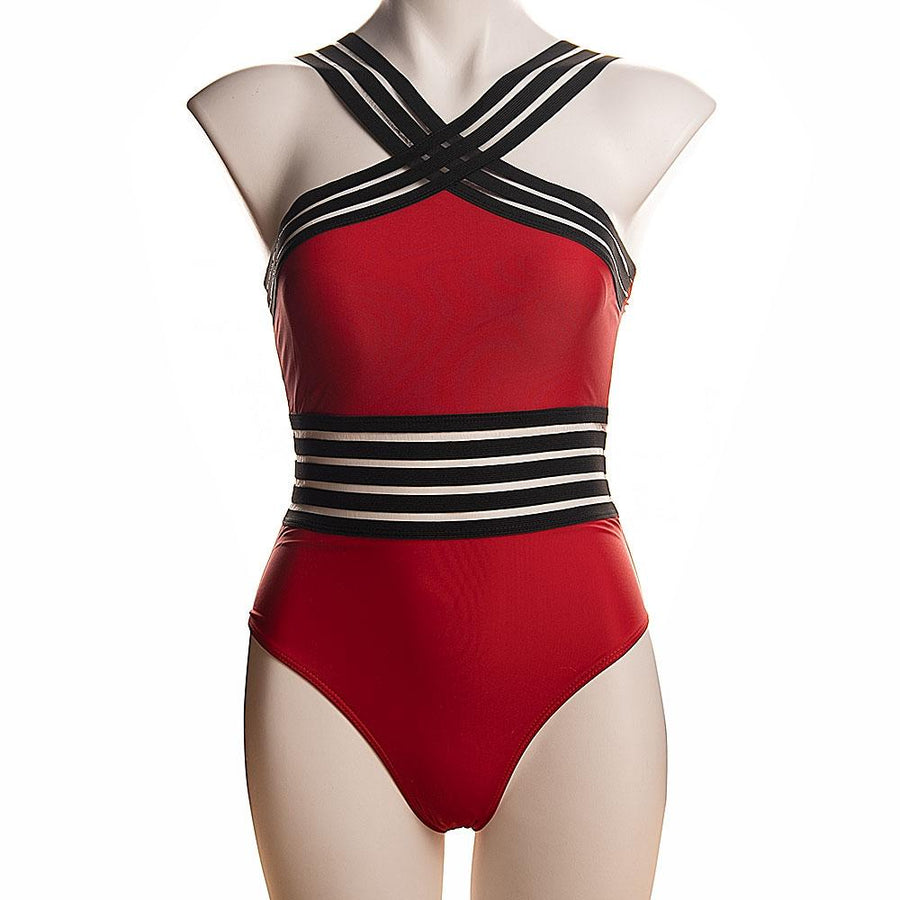 Now Or Never One Piece Swimsuit - Popstry