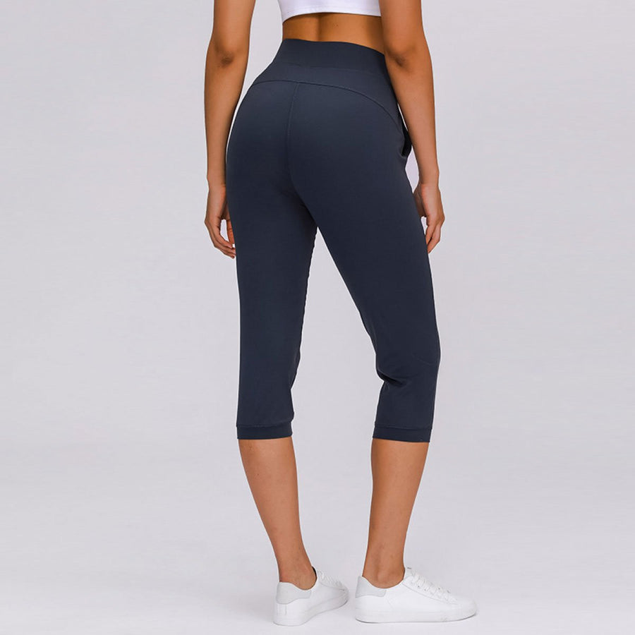 Relaxed Fit Capris - Popstry