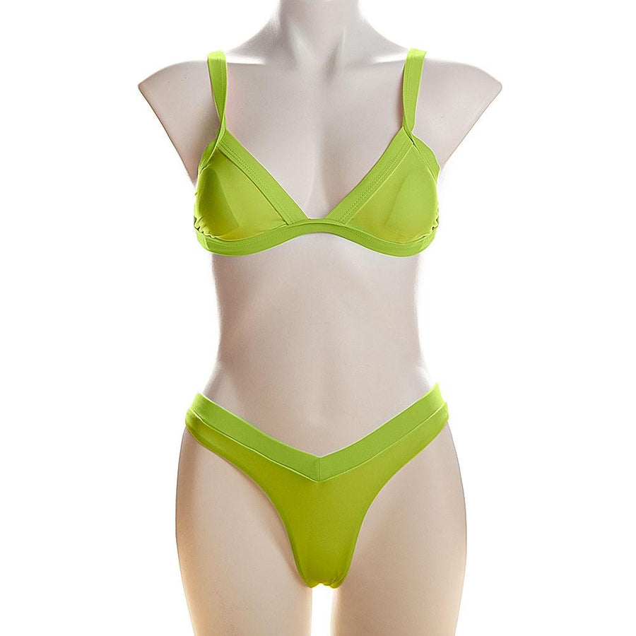 Weekend Away Push Up Bikini Set - Popstry