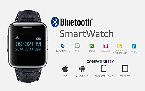 63880605d ... Load image into Gallery viewer, inDigi Universal Bluetooth SmartWatch  ...