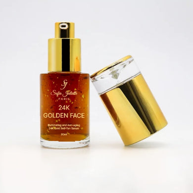 24K Golden Face 30ml