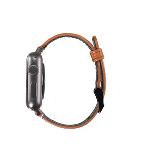 Decoded Leather strap for APPLE watch series 1/2/3 (38mm)
