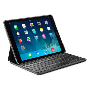 "Leather bluetooth® keyboard case for 9.7"" iPad Pro"