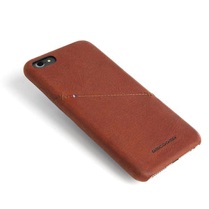 Decoded Leather Back Cover for iPhone 8 / 7 / 6s / 6 (4,7 inch)