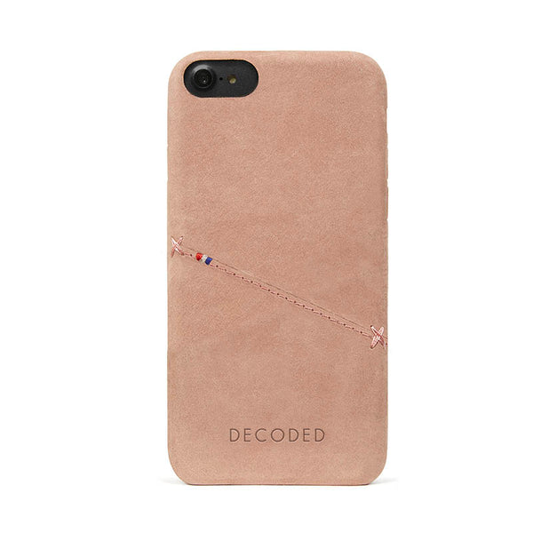 Leather Back Cover for iPhone 7 / 6s / 6 (4,7 inch)