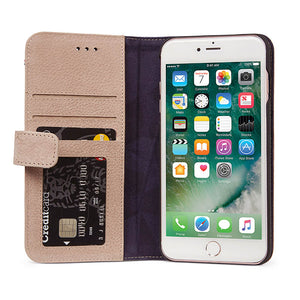 Decoded Leather 2-in-1 Wallet Case with removable Back Cover for iPhone 8 Plus / 7 Plus / 6s Plus / 6 Plus (5,5 inch)