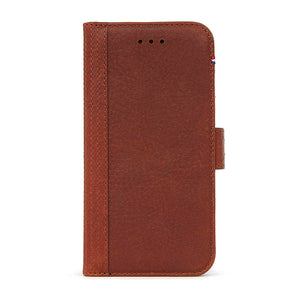Decoded Leather Wallet Case with magnet closure for iPhone 8 / 7 / 6s / 6 (4.7 inch)