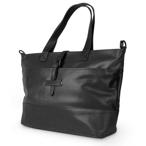 Leather Lady Shopper 15 inch