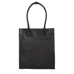 Leather Tote 15 inch