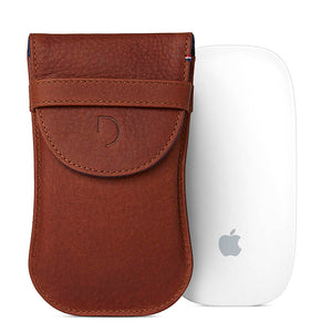 Decoded Leather pouch for Apple Magic Mouse