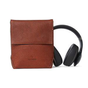 Decoded Leather Travel pouch