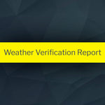 Weather Verification Report