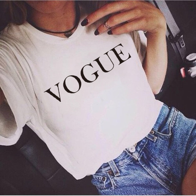 The VOGUE Tee