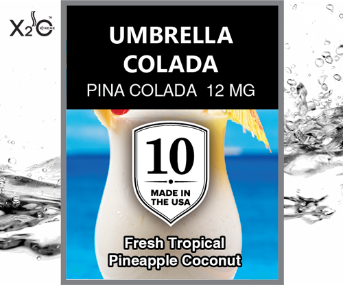 10 Umbrella Colada (10mg) - 10ML