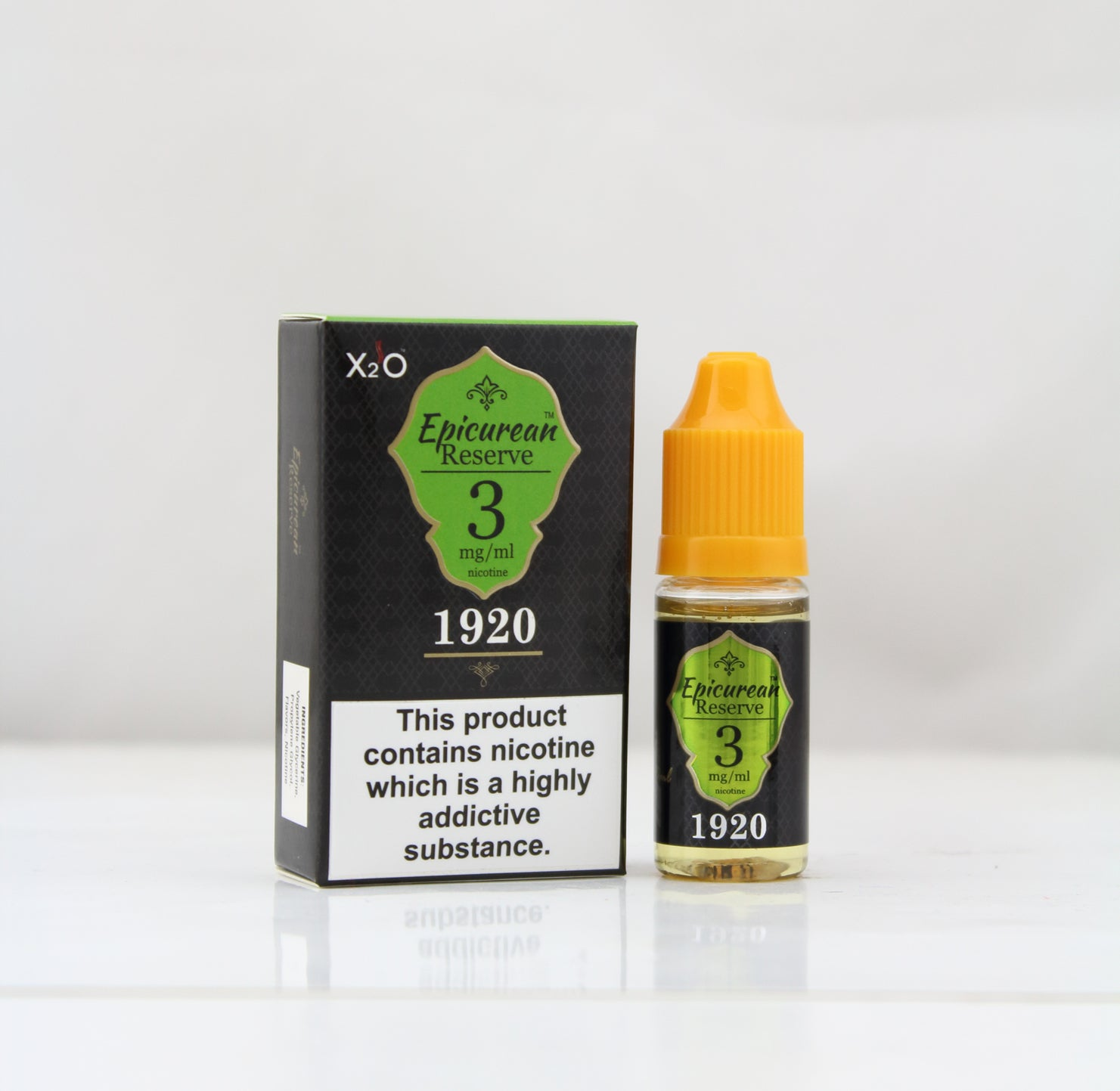 Epicurean 1920 Vape Juice