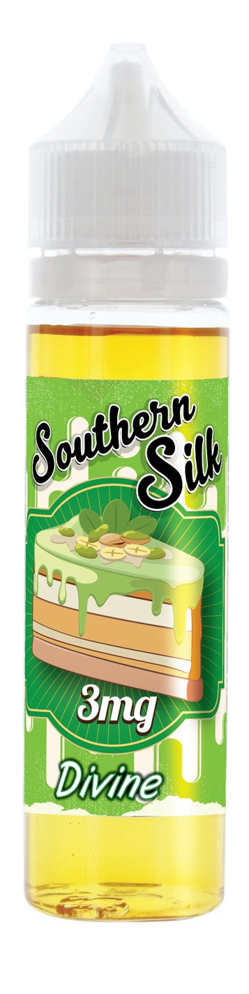 Divine Southern Silk 60ml E-Juice