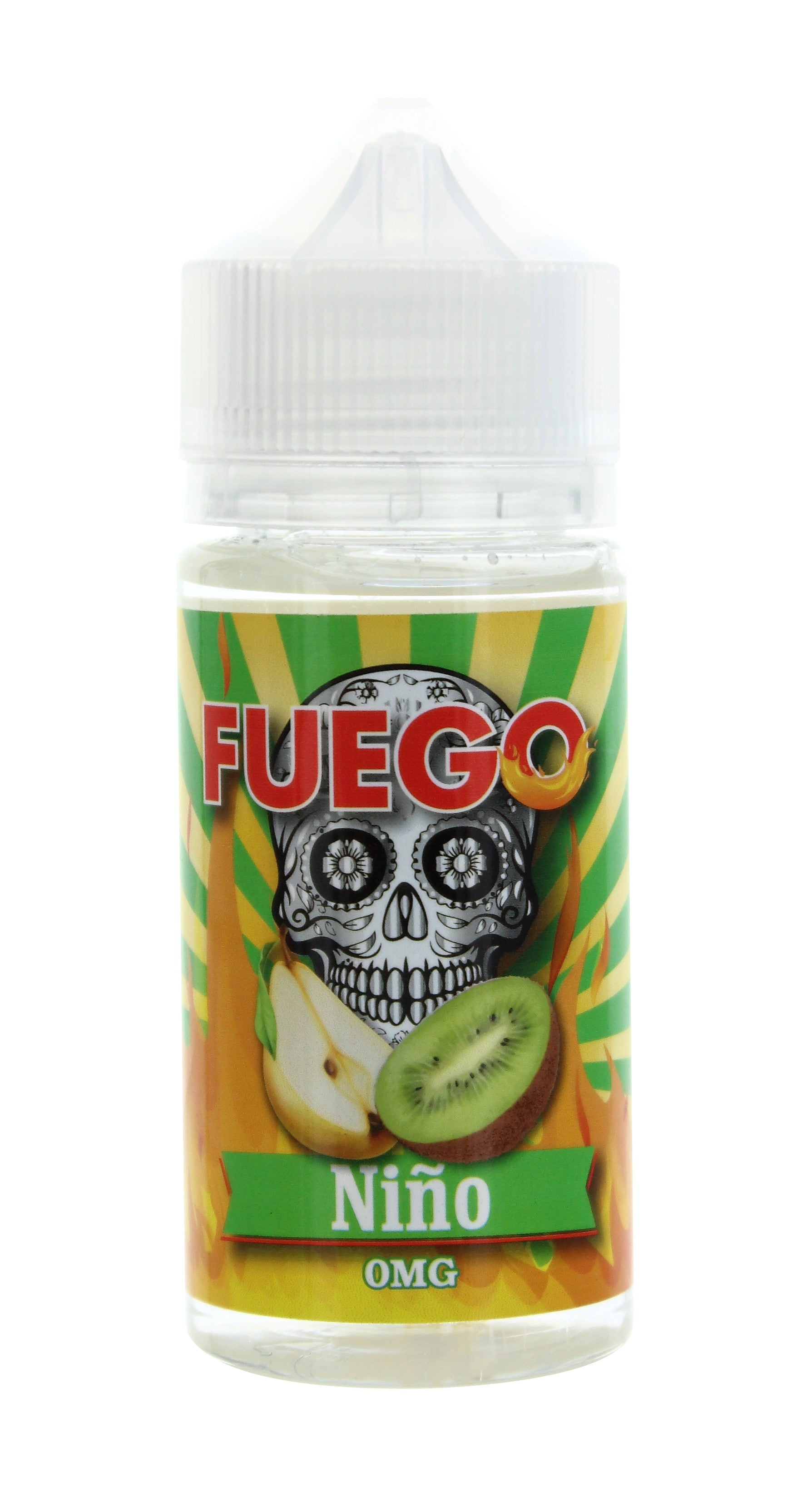 Nino Fuego 100ml E-Juice