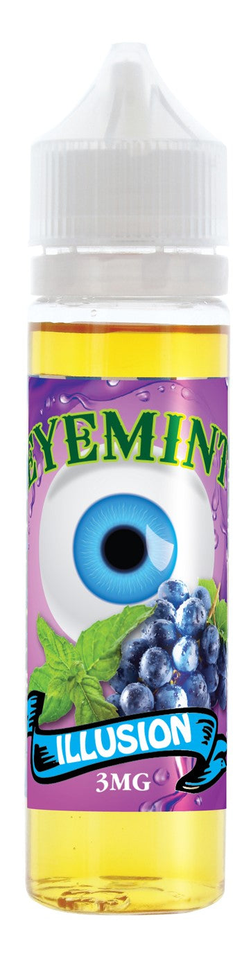 ILLUSION EYEMINT 60ML VAPE JUICE