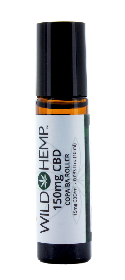 150mg CBD Roller with Copaiba