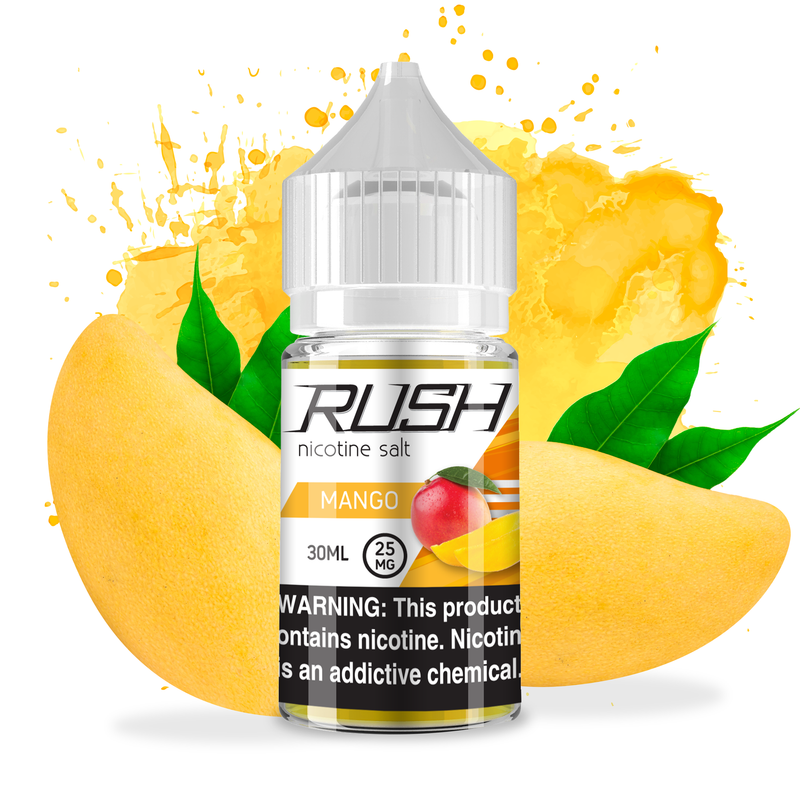 Mango E Juice 30ml Bottle