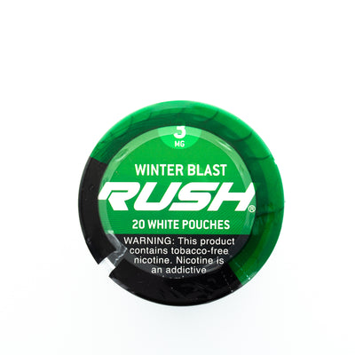 RUSH POUCH - Winter Blast