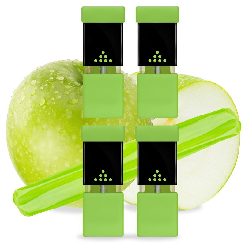 Apple POD (4 Pack) Vape Juice
