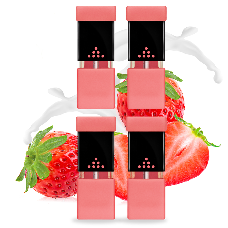 Strawberry cream POD (4 Pack) Vape Juice