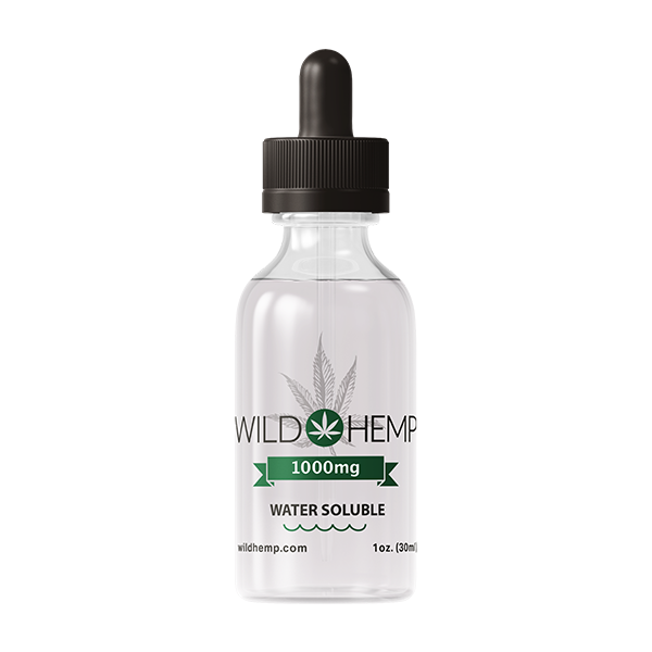CBD 1000mg water soluble