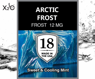 18 Arctic Frost (10mg) - 10ML