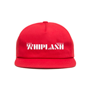 THEO IMPALA WHIPLASH RED SNAPBACK