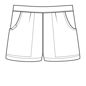 Large Slim (10cm inseam)