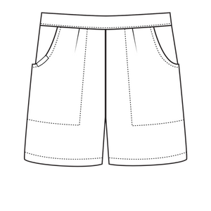 "Small Slim (15cm / 6"" inseam)"