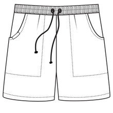 "Load image into Gallery viewer, XLarge Slim (19cm / 7.5"" inseam)"