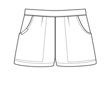 Load image into Gallery viewer, XSmall Regular (6cm inseam)