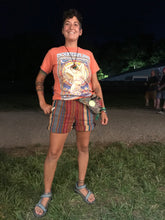 Load image into Gallery viewer, Woman wearing Medium Slim Long rolled at Firefly Music Festival!