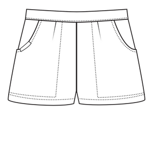 Shorts: Medium Xtra Regular