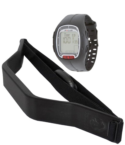 POLAR WRISTWATCH AND VETCHECK HEART RATE MONITOR