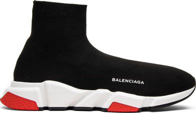 Balenciaga Speed Trainer 'Black Red'