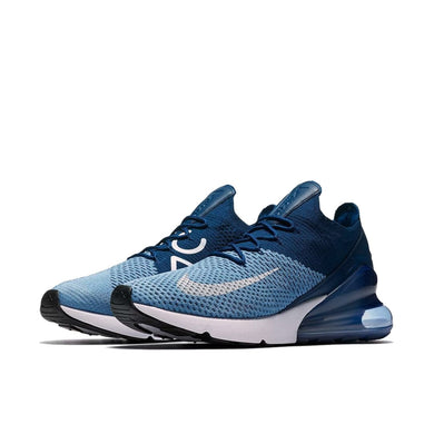 Air Max 270 Flyknit 'Work Blue'