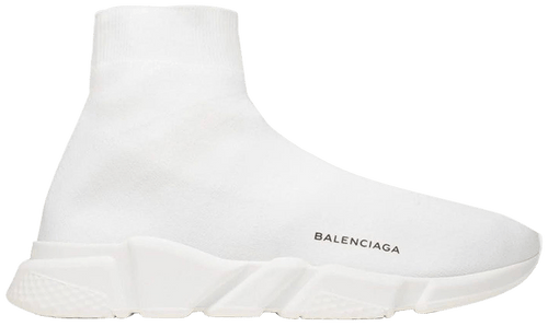 Balenciaga Speed Trainer Mid 'Triple White'